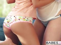 Babes - Blissful Waltz  starring  Tracy Sweet and Dillion Ha