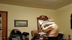 Milf undressing 6