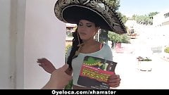 OyeLoca - Hot Latina Fucked During A Cinco De Mayo Party!