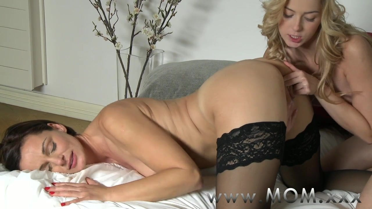 Free download & watch mom lesbian milf makes love to her girlfriend         porn movies