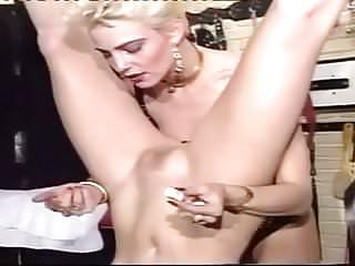 Retro - Champagne Bottle Pussy Blast