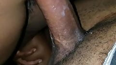 wife riding bbc while hubby films