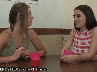 GirlfriendsFilms Lana Rhoades Twerks on Kristens Face