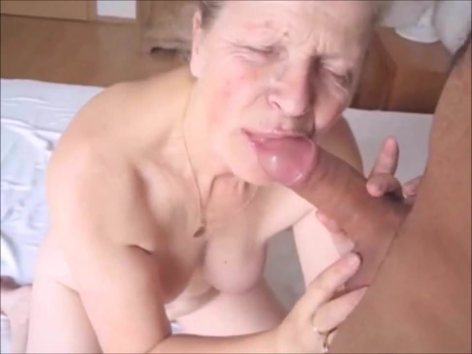 Wild milf couldn't wait to taste his big dick