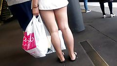 Bare Candid Legs - BCL#250