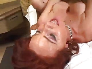 busty mom son's friend anal