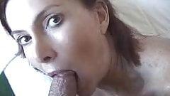 Chloe mature sucking as dutch maid