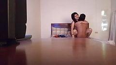 Teen Thai Sex with Boyfriend