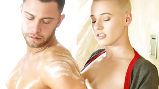 Soccer babe Riley Nixon and her secret massage job