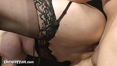 EROTIQUE TV - Hot Blonde Milf Julia Ann Fucked By ERIC JOHN