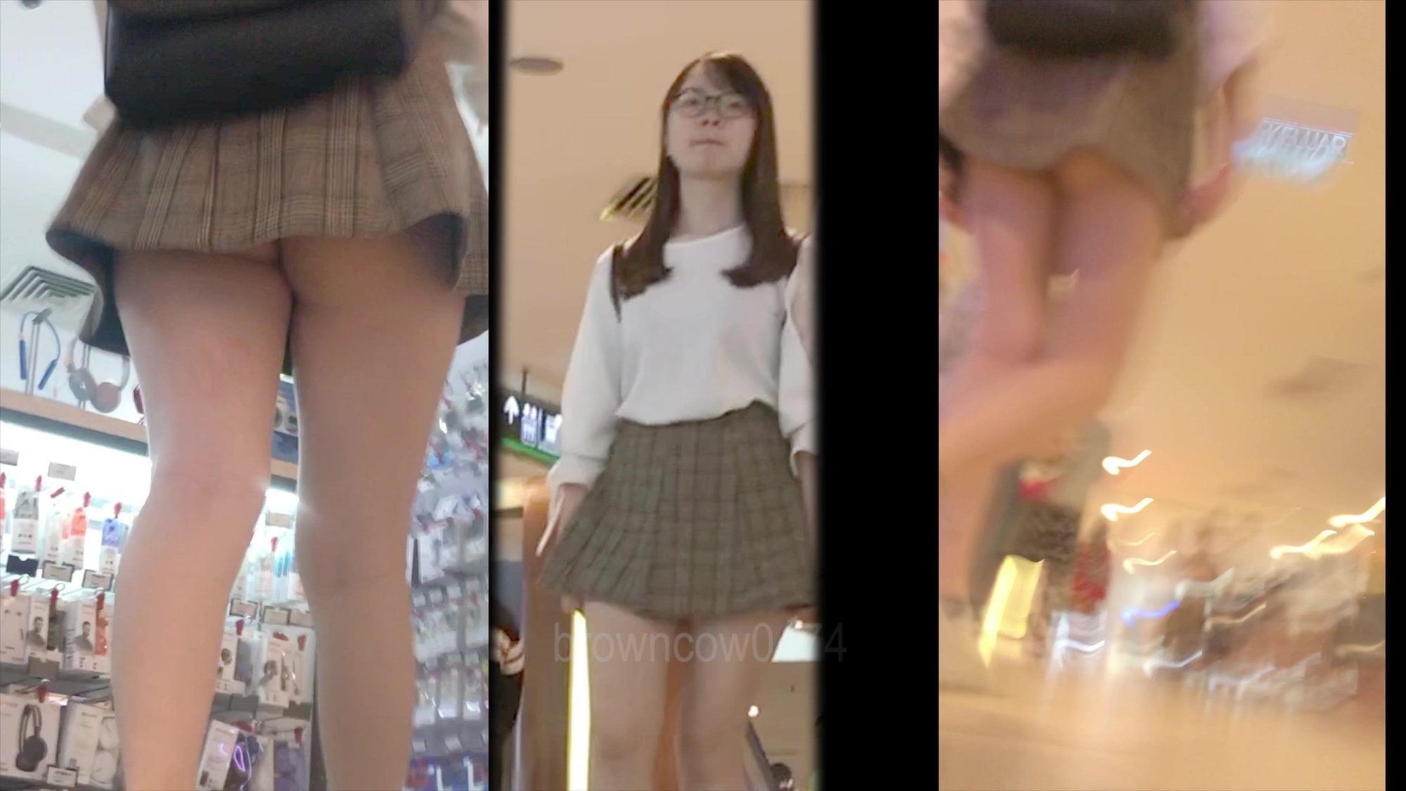 Short Skirt Porn