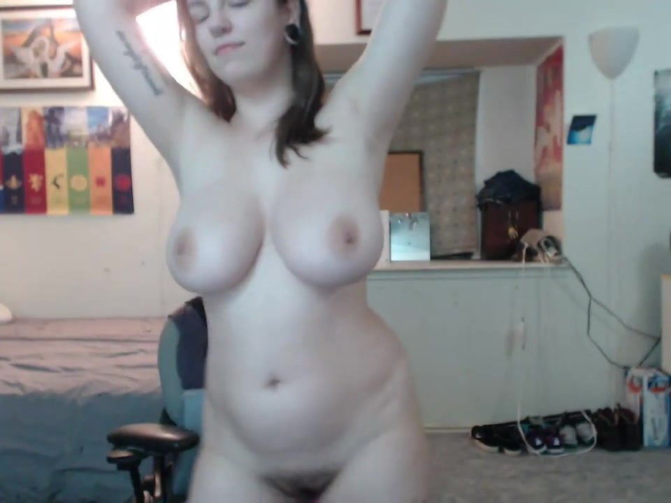 Big Tits Busty Emo Cam Girl With Piercing Masturbating-8592