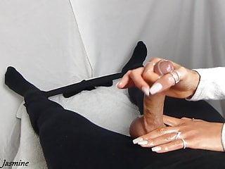 Sensual Jasmine - Lingam Massage #4 - Handjob - Cumshot