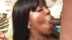 Sexy Milf put a Hard Cock in her mouth