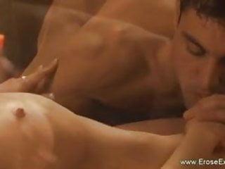 Very erotic and romantic anal lovemaking
