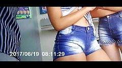 novinha delicia na loterica (teen girl delicious) 165