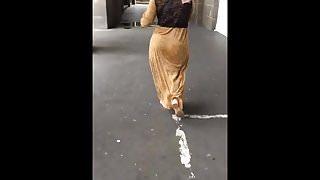 Best Arab Jiggling Ass Ever!