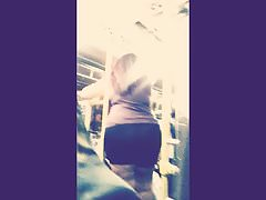 Gorda Rabuda no Bus