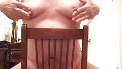 Artemus - Big Tits Chair Play