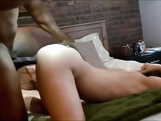 Squirting Wife Cuckolds Hubby With A Black Dude
