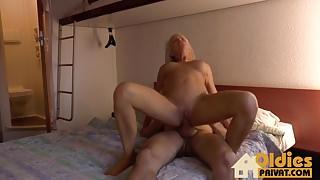 Blonde big tits