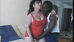 Mature milf black dick
