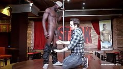 Jackson want this job as Stripper.flv