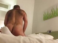 Turkish bear fucks older German daddy (reuploaded)
