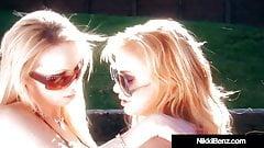 Remastered Nikki Benz & Shyla Stylez Cream Their Cunts!'s Thumb