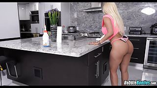 Latina Cleaning Lady with a Nice Ass
