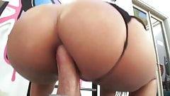 Jynx Maze does an amazing anal fucking