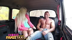 Female Fake Taxi Bodybuilder m