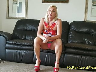 The Mommy-Son Collection with Ms Paris Rose