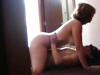 SEXUAL BLACKMAIL - HORNY BUSTY WIFE-B$R