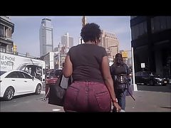 Naked black fat stepmom