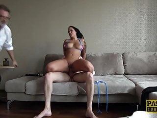 PASCALSSUBSLUTS - Busty Jennifer Mendez pussy disciplined