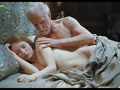 Emily Browning Nude Sex Scene  ScandalPlanet.Com