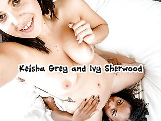 Keisha Grey and Ivy Sherwood