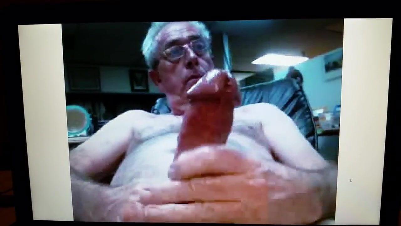Ancianos Porno Gay viejo verga grande en la camara