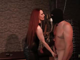Preview 3 of Smoking Hot Ballbusting 3 - Balls Busted by Rebekka Raynor