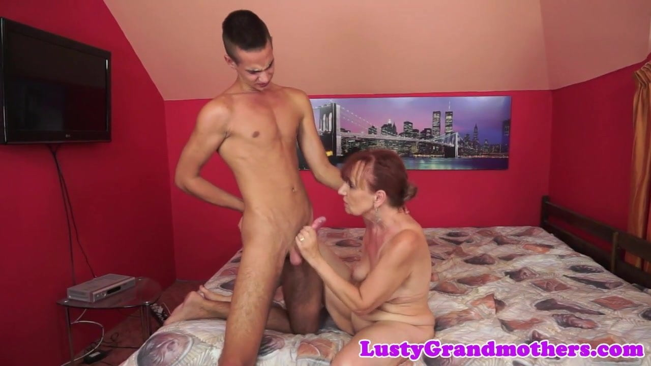 orally pleasured gilf sucks big dick, hd porn c9: xhamster