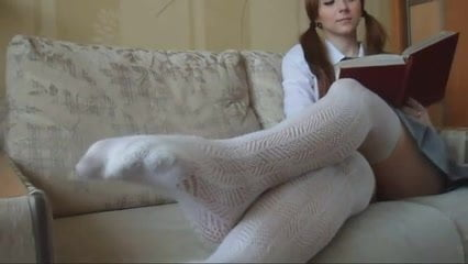 Sexy feet socks