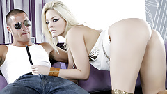 Big ass Alexis Texas deep sex session