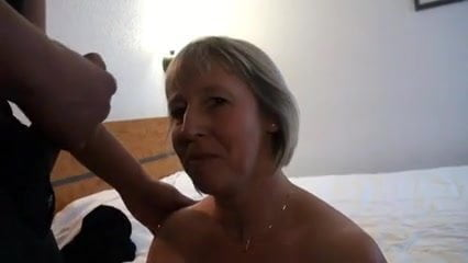 French mature nelly analfucked in front of her husband - 3 part 9
