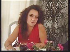Attractive British Brunette  ' Yvette ' (  not her ) 3some