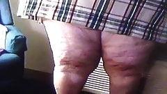 sexy fat legs