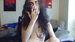 Moche mature hairy webcam solo