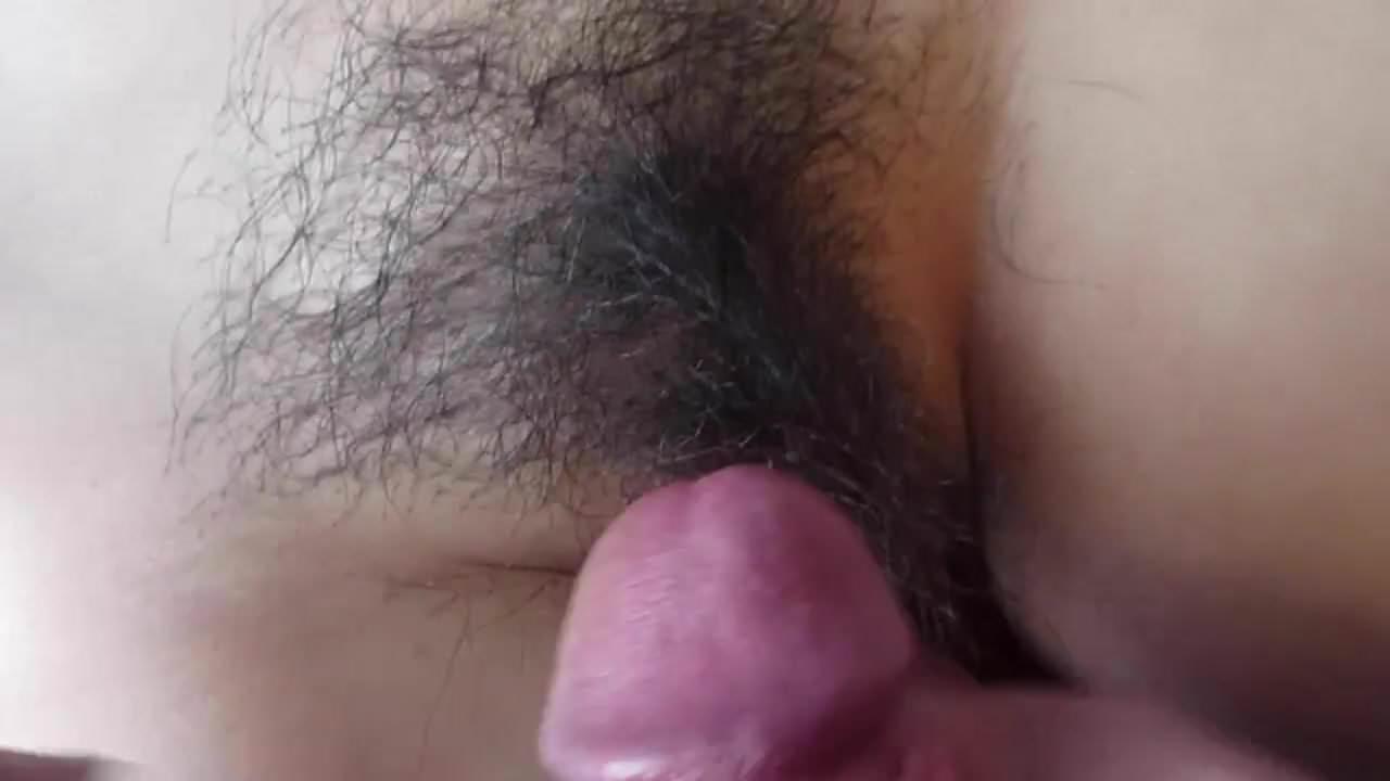Hairy Cumshot
