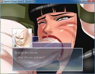 Of anal legend porn opala queen