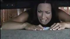 STEPMOM Stuck Under BED